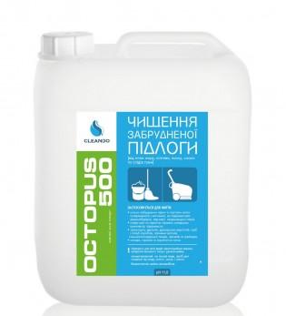 OCTOPUS — 500